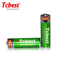 AA2600A 1.2V AA NiMh 2600mAh Rechargable RC Toy Battery Pack