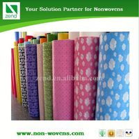 Disposable poker table cover in China supplier