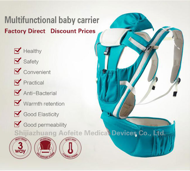 Baby And Maternal Products Baby Carrier 4 in 1 Safety Baby Wraping Sling