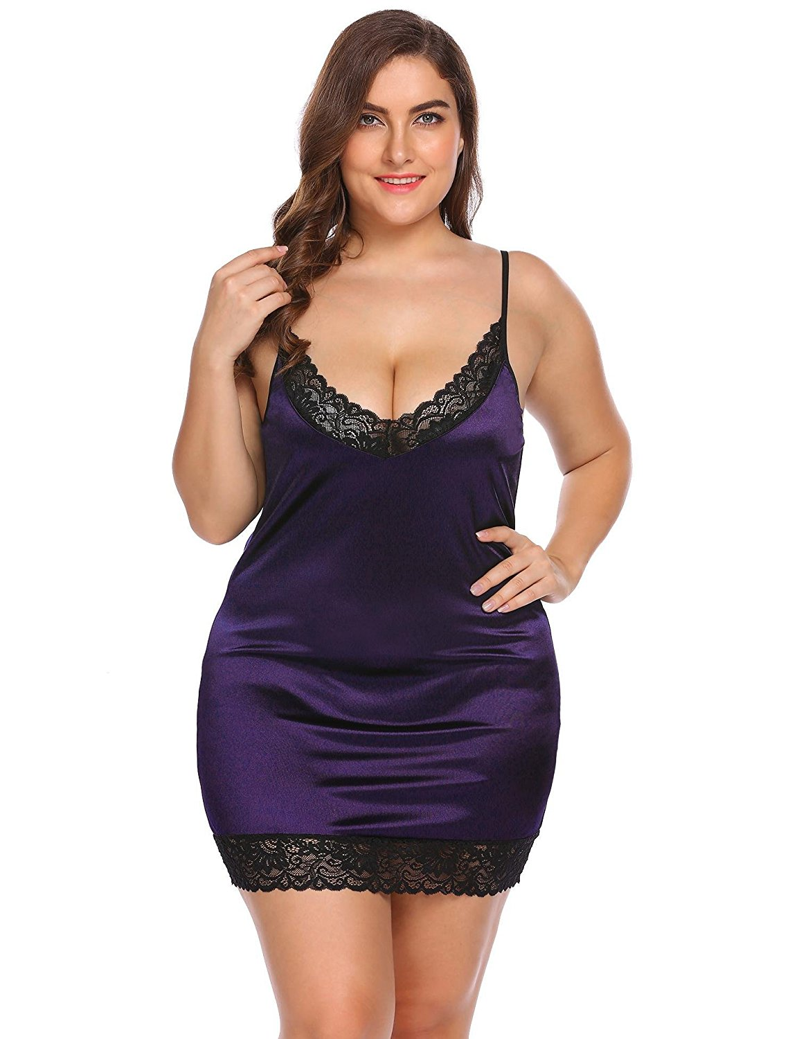 Pin On Plus Size Dresses For Curvy Women
