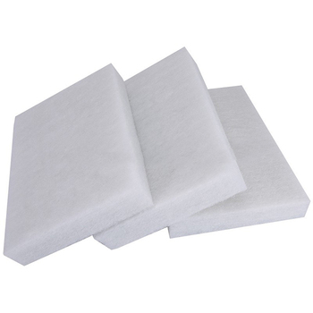 Customized nonwoven polyester fireproofing wadding/batting rolls