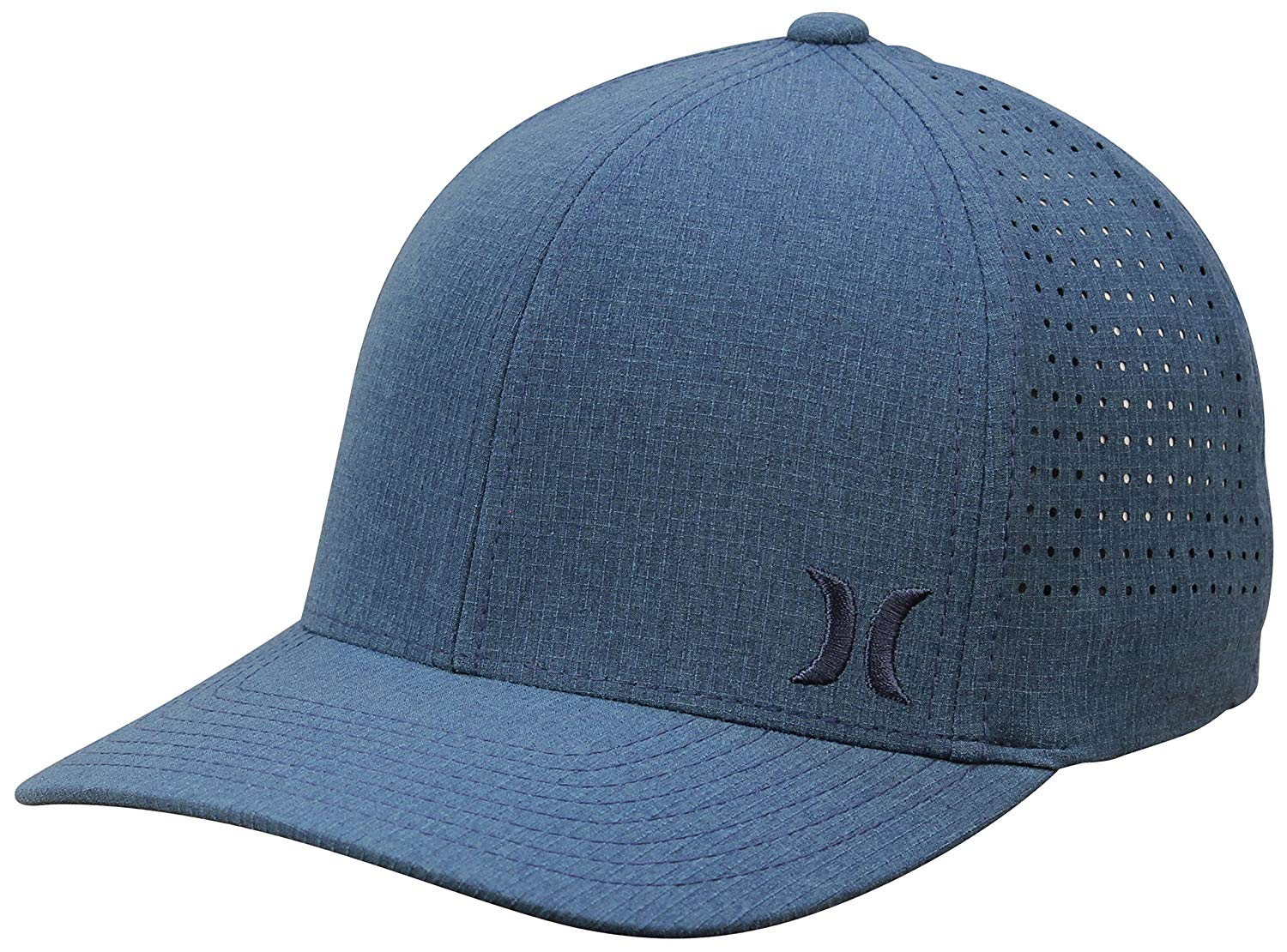 buy popular fe587 7f205 ... free shipping get quotations hurley mens wsl phantom ripstop black cap  7ca9d f6c97