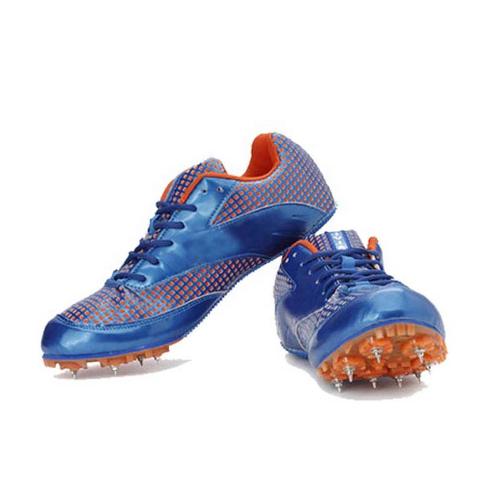 Custom 2019 Fashion Sport Track And Field Spike Shoes For Men