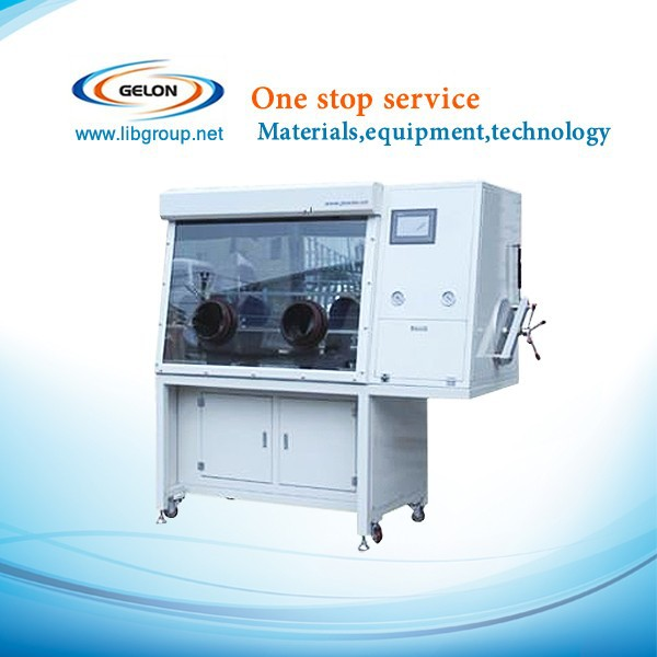 1port 1PPM glove box Universal glove box/integrated Gas purification system used to small-scale lab research