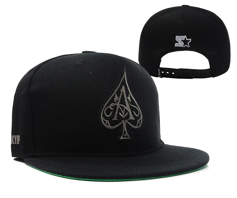 52df78ba6cb Get Quotations · Logo Snapback Hats Adjustable Baseball Caps flatbill wide  brim Black White Hip Hop Vintage Triangle bones