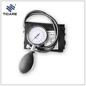 Wholesale Custom Best Palm Type Aneroid Sphygmomanometer With Twin Tube