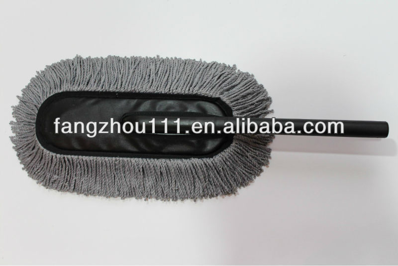 car wash microfiber brush,duster with long handle