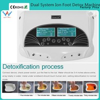 Buy Double use ionic foot spa machine chi foot spa for wholesale ...