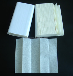 1ply TAD paper 1/5 fold Compact hand towel