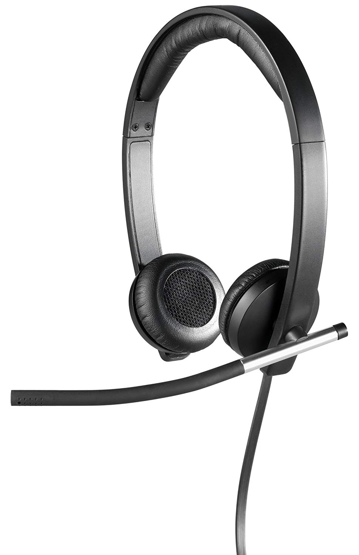 Logitech USB Headset Stereo H650e (Certified Refurbished)
