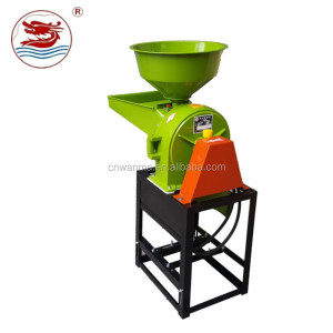WANMA 9FC21 indian long grain white rice 5% broken in process grinding gauge machinery