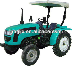 Small/Mini Tractors QLN 250 used for Garden, fitted with kinds of implements