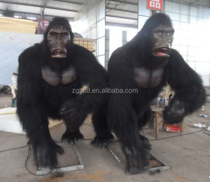 Simulate Animatronic Orangutan Animal Model For Sale Orangutan Statues