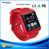Different Types Of Gift Items Wholesale Price Cheap 1.5 inch Touch Screen Bluetooth U18 Smart Watch