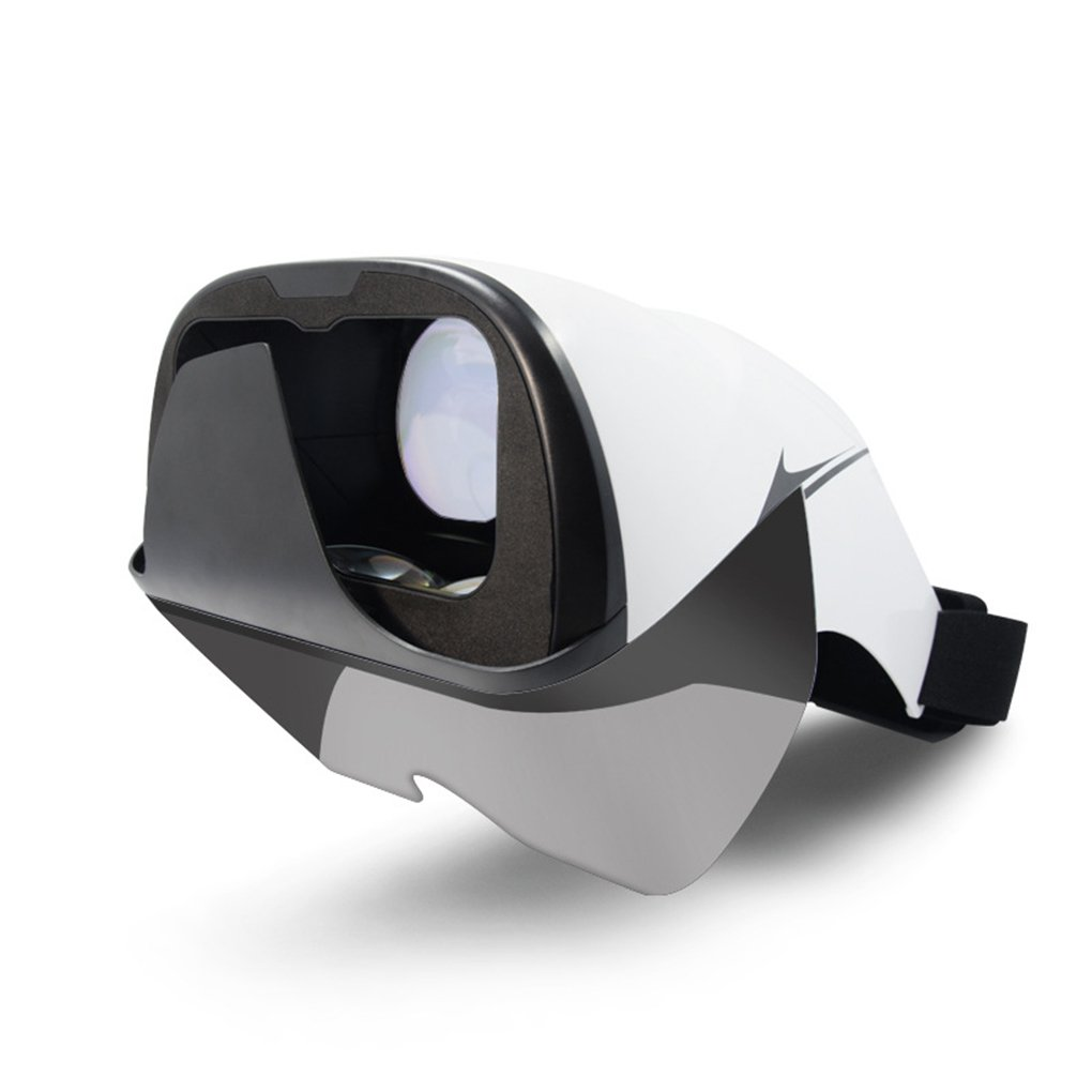 9565ee9ac5b Get Quotations · AR Virtual Reality Headset Box Glasses 3D Hologram Display  Holographic Projector for Smart Phones