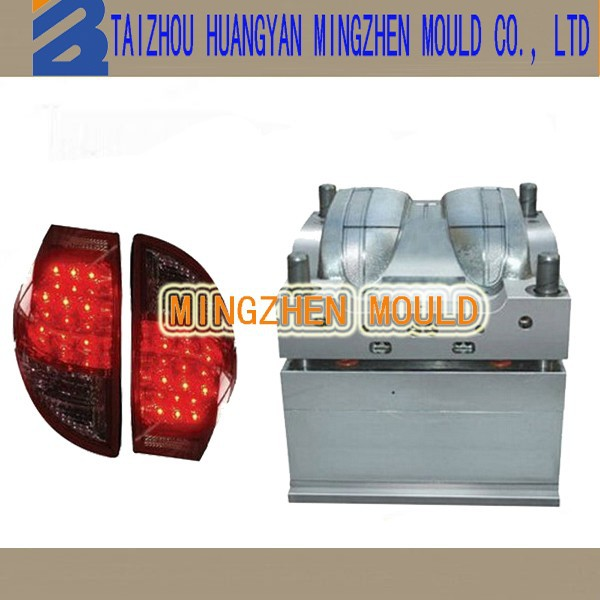 china huangyan injection automotive lamp housing mould manufacturer