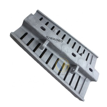 50t factory direct supply crusher spare parts jaw plate (High Mn18)