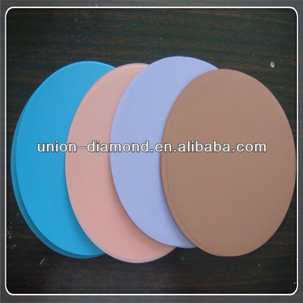 high removal ratio & surface effects fiber optic lapping film