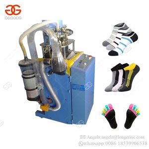 Industrial Fully Automatic Computerized Manufacture Korea Sock Sewing Knitting Machinery Plain Socks Making Machine Price