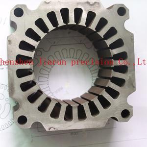 washing machine motor rotor stator core automatic interlocked double-raw  progressive stamping die/tool/die