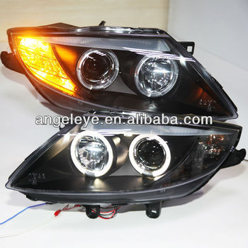 Voor Bmw Z4 E85 08 Jaar 03 Koplamp Angel Eyes Sn Buy Led
