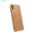Eco friendly Shockproof Aramid Fiber Wood Composite Phone Case For iPhone Xs MAX