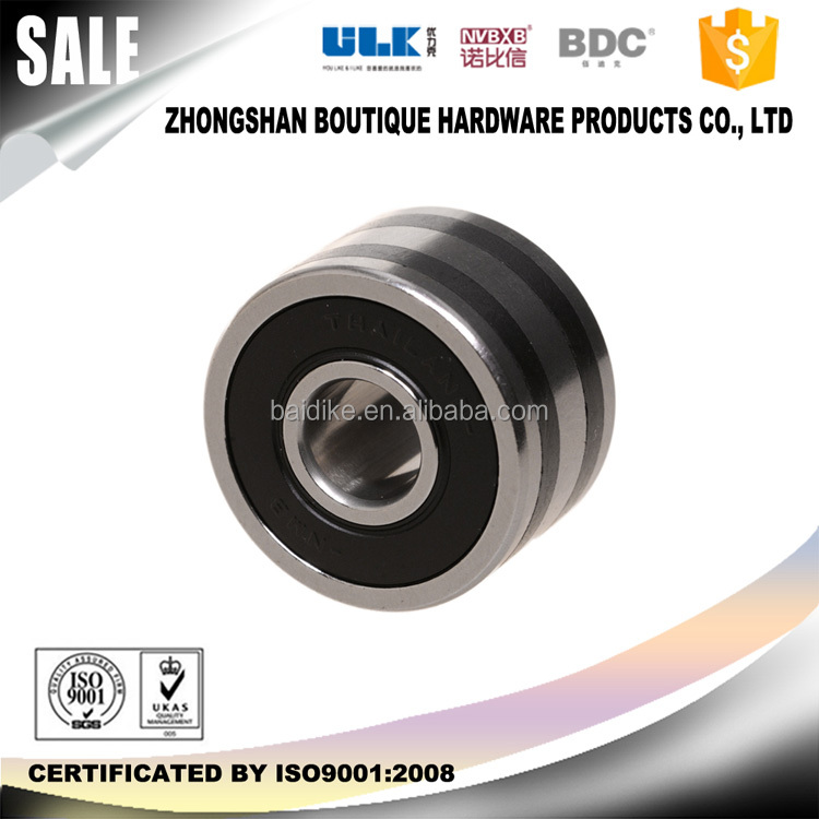 Wholesale V groove rail wheel bearing With the Best Quality