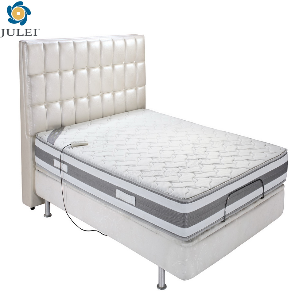 Electric Bed Remote Control Vibrating Massage Bed