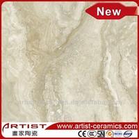 [Artist Ceramics](e) white design pure color polished floor tile/art stone tile/bathroom tile ideas