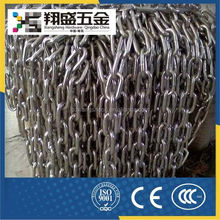 Stainless Steel Large Square Curb Link Chain