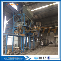 High quality Low cost Automatic EPS Cement Wall Panel Machinery