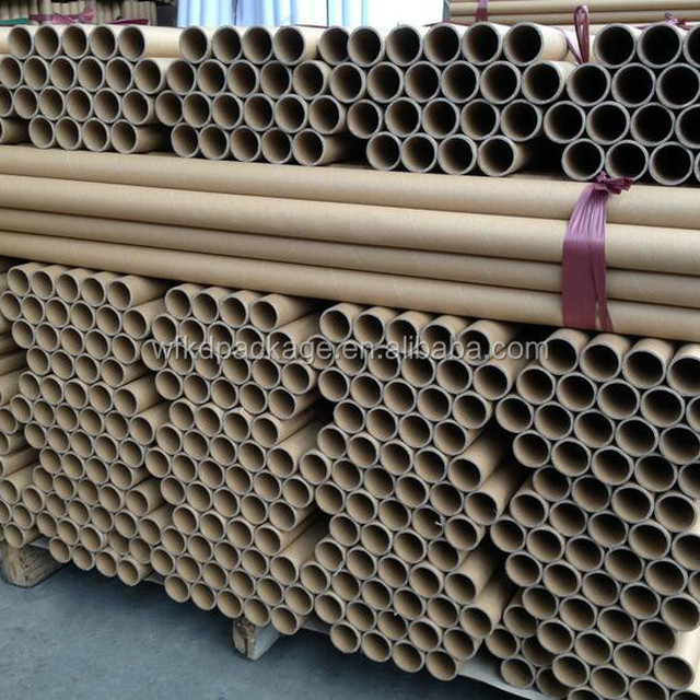 Custom kinds of biodegradable paper cores and tubes on sale with top quality