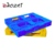 disposable HDPE plastic food grade 4-Way plastic pallet for Industrial Packaging