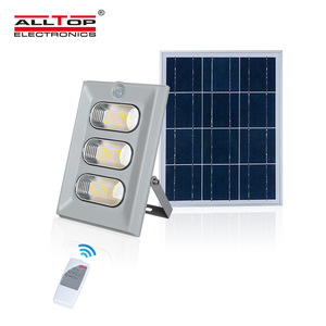 ALLTOP High quality explosion proof ip65 outdoor 50 100 150 w solar led flood light price