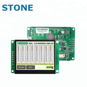3 5 inch 320X240 TFT LCD display module with driving pcb board and Command  Set and Software