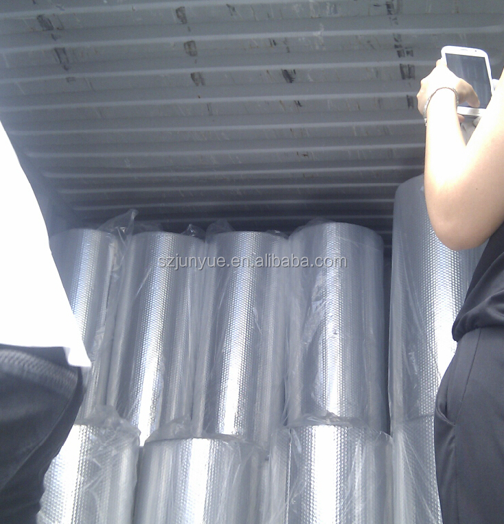 fireproof aluminum foil heat insulation for pipe