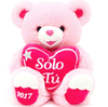 Wholesale Valentine bear with heart love with smiling mouth for girlfriend
