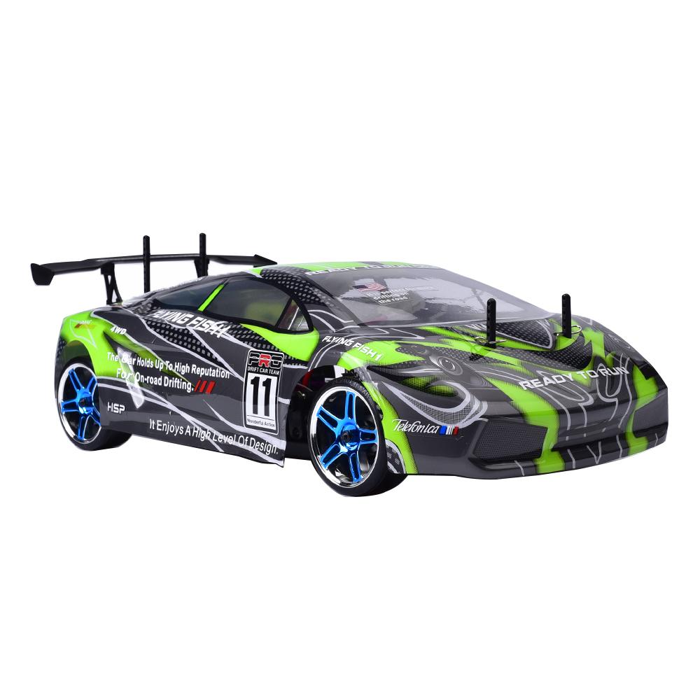 Wd Electric Race Car