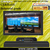37inch industrial lcd monitor+TV cabinet+operating desk combo cctv system