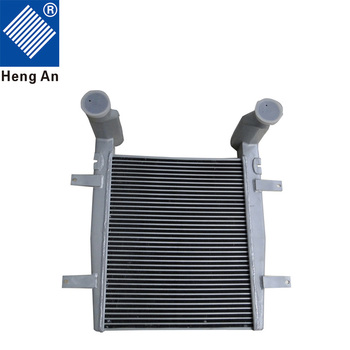 China Factory Price Aluminum HD Truck Cooling Charge Air Cooler for Man truck Interooler
