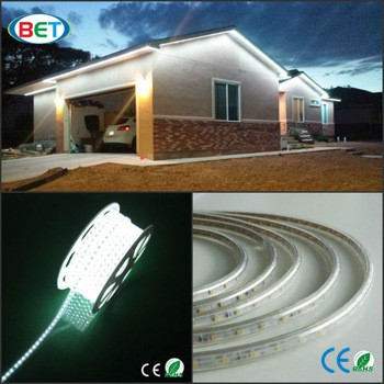 SMD5050 110V ,waterproof IP67 CE&RoHS ETL china led flexible strip light