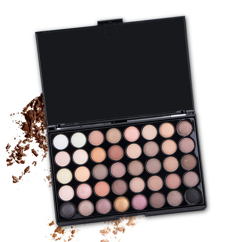 Cheap 40 colors makeup eyeshadow palette