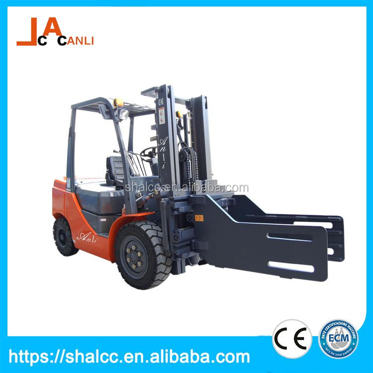 2017 latest forklift attachments for lifting 3 ton