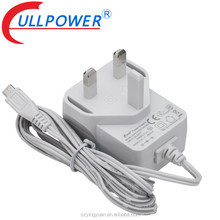 Certificated factory supply high quality ac/dc 12 volt adapter 12v power adapter