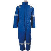 ANT5 factory winter coverall flame retardant safety suits with logo