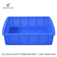 Eco-Friendly collapsible fruit packing boxes box used for industry factory blueberry use feature container