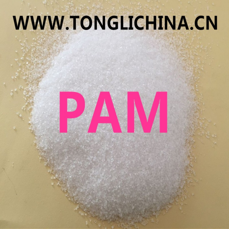china supplier chemical powder with best price of polyacrylamide for anion exchange resin