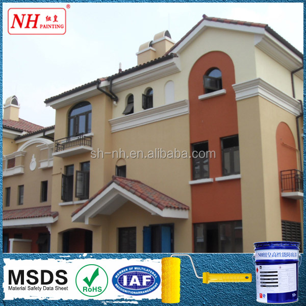 Outdoor Textured Wall Paint ,sand textured paint, premium wall paint