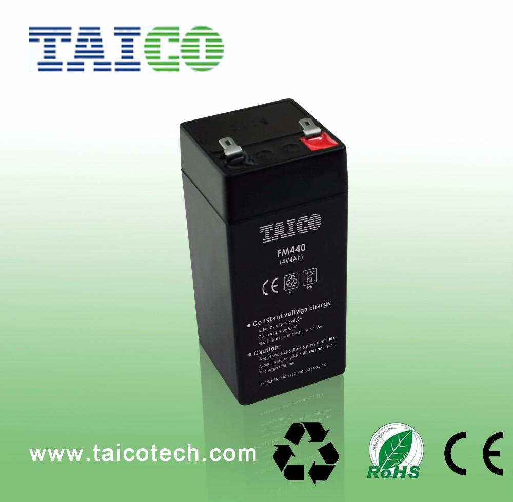 China 4v Battery Manufacturer Supplier Speaker Kids Toy 4v Lead ...