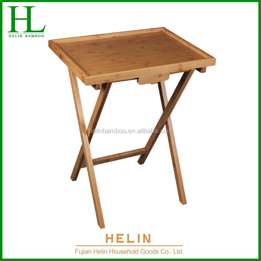 Le En Petit Plateau Pieds tables Roues Pliables Service table Bambou Table De Déjeuner Tables Avec Tiroir Buy Pour mnvNwO80